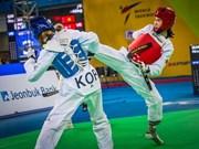 Taekwondo : Kim Tuyen remporte une médaille d'argent aux Grand Prix Series 2017