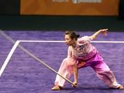 Wushu : Duong Thuy Vi championne du monde 2017