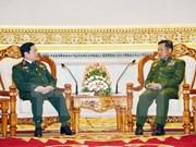 Renforcement des relations Vietnam-Myanmar dans la défense