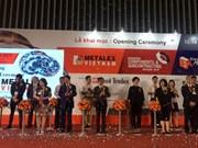 Plus de 500 entreprises à l'exposition Metalex Vietnam 2017