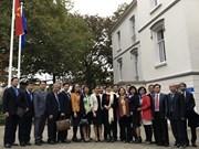 Une délégation de HCM-Ville en visite de travail aux Pays-Bas