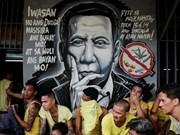Soutien massif aux opérations anti-drogue aux Philippines, selon un sondage