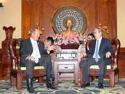 Hô Chi Minh-Ville souhaite intensifier la coopération avec les Etats-Unis