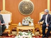 Le Vietnam souhaite promouvoir la coopération avec l'Italie dans le domaine des ressources en eau