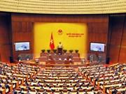 Ouverture de la 4e session de l'Assemblée nationale (XIVe législature)