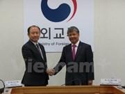 Développement heureux des relations Vietnam - R. de Corée