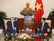 Vietnam et Iran se concentrent sur la coopération économique