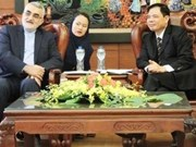 Vietnam - Iran : promouvoir la coopération dans l'économie et le commerce