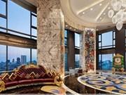 Un hôtel 6 étoiles au Vietnam parmi les 5 meilleurs hôtels du monde