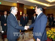 HCM-Ville s'efforce d'impulser sa coopération avec les localités laotiennes