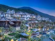 Inter Continental Danang Sun Peninsula Resort dans le Top 10 des meilleures villégiatures en Asie