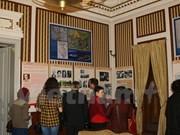 Exposition photographique et séminaire sur le Président Hô Chi Minh en Bulgarie