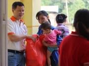 CARE au soutien des sinistrés des crues et inondations à Hoa Binh