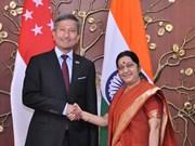 Singapour et Inde renforcent leurs relations