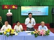 Hô Chi Minh-Ville : 145 stands au 7e marché des produits agricoles