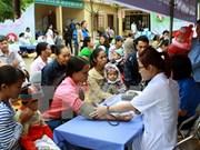 Amélioration des capacités du système de santé local