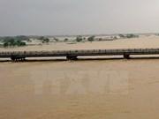 Inondations au Centre : 63 morts et disparus