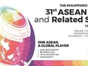 Ouverture du 31e Sommet de l'ASEAN à Manille