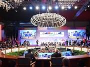 Les dirigeants du RCEP s'efforcent de parvenir à un accord commun en 2018