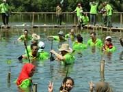 La Journée de la mangrove  de l'ASEAN