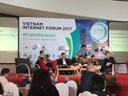 Ouverture du forum d'internet Vietnam 2017