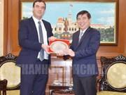 Ho Chi Minh-Ville veut coopérer avec Israël dans divers domaines