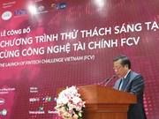 Lancement du premier concours d'initiatives sur les technologies financières