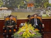 Renforcement de l'amitié et la solidarité entre Hanoï et Vientiane