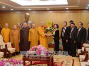 Truong Thi Mai félicite le succès du 8e Congrès national de l'EBV