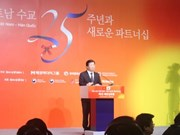 Le Vietnam encourage les entreprises sud-coréennes à investir dans les hautes technologies