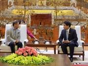 Hanoï resserre sa coopération avec le groupe URC Philippines