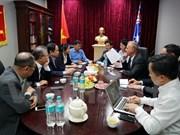 Le Vietnam veut promouvoir les exportations aquatiques vers l'Australie