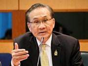La Thaïlande félicite la reprise des contacts politiques entre l'UE avec ce pays