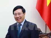 La visite du vice-Premier ministre Pham Binh Minh en République de Corée se profile