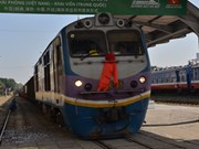 Lancement d'un service de train de fret entre Hai Phong et Kaiyuan (Chine)