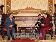 HCM-Ville souhaite coopérer avec les localités marocaines
