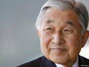 Félicitations à l'occasion du 84e anniversaire de l'empereur du Japon