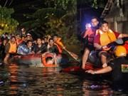 La tempête tropicale Tembin fait 208 morts et 164 disparus aux Philippines