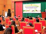Potentiels d'exportation des produits agricoles, sylvicoles et aquacoles vers la Chine