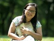 Chu Thu Phuong, traductrice des poèmes d'Heinrich Heine en vietnamien