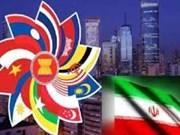 Bond des échanges commerciaux ASEAN-Iran