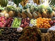 Les fruits et légumes thaïlandais affluent vers le marché vietnamien