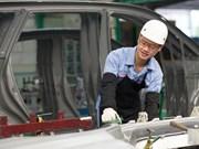 Toyota Vietnam: exportation pour 64 millions de dollars de pièces détachées automobiles