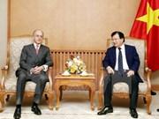 Le Vietnam appelle à plus d'investissements britanniques