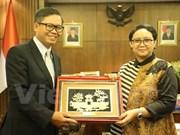 Le Vietnam et l'Indonésie continuent leurs contributions au développement de l'ASEAN