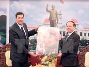 Ho Chi Minh-Ville et Cuba renforcent leur coopération au développement