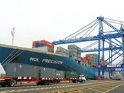 Bà Ria-Vung Tàu met en service le port maritime international de Thi Vai