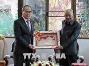 Cultiver et préserver l'amitié Vietnam-Laos