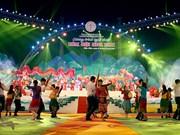 Diên Biên se prépare à la Fête de la fleur de bauhinie 2018