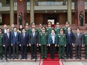 La présidente de l'Assemblée nationale continue sa tournée à Ha Giang et à Phu Tho